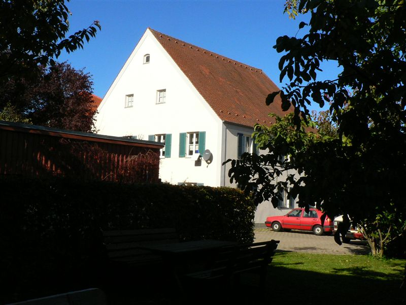 Pfarramt und Pfarrhaus