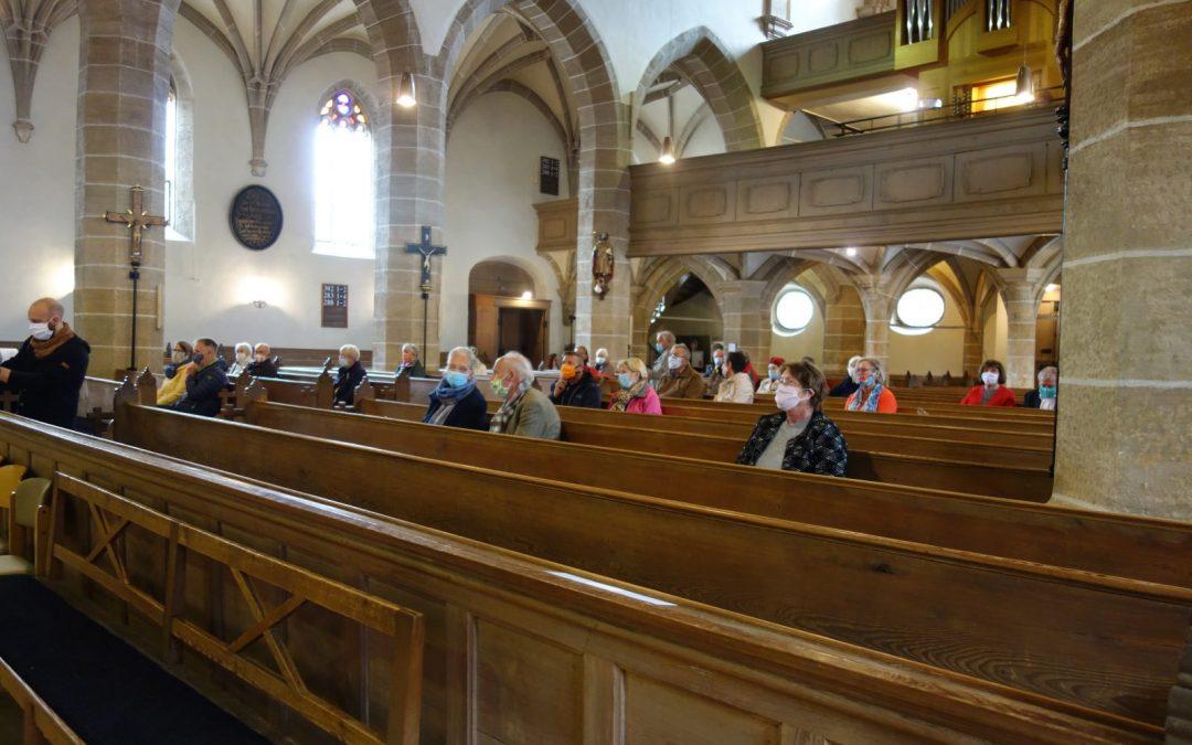 Unsere Gottesdienste – Übertragung aus der Stadtkirche