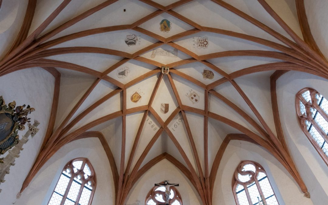 Gottesdienst zu Epiphanias aus der Rieterkirche St. Marien und Christophorus Kalbensteinberg