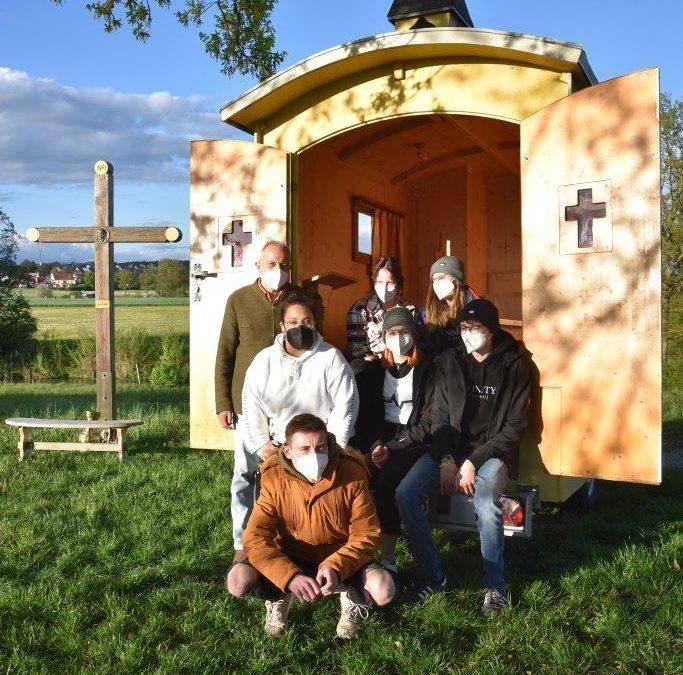 Erster Jugendgottesdienst am Altmühlsee in 2021, weitere folgen