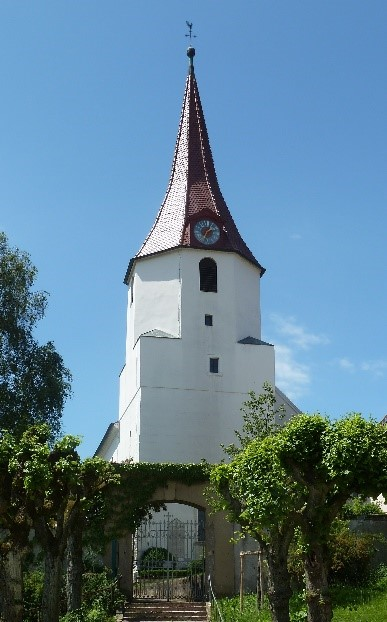 Renovierung St. Peter Stetten
