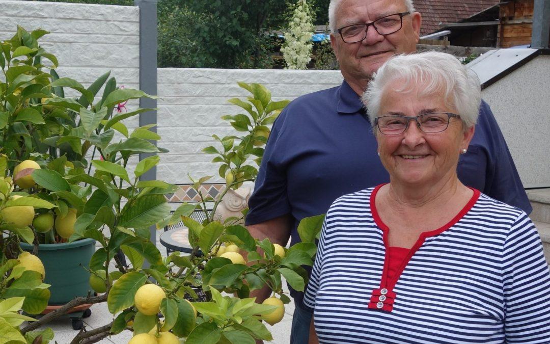 40 Jahre Hausmeister im Lutherhaus