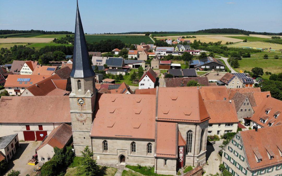 """Gottesdienst zum Thema """"Katastrophal – und jetzt?!?"""" (22.08.21)"""