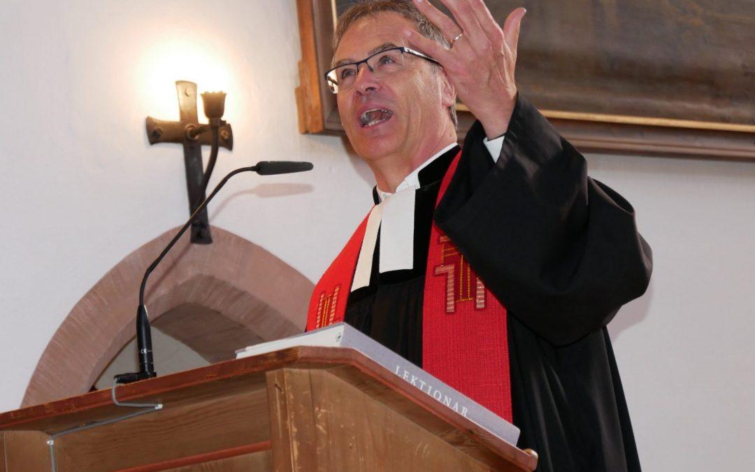 Kirche strahlt neu